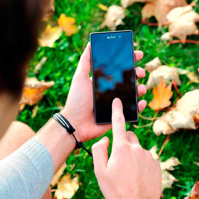 Image: Teledermatología con smartphones